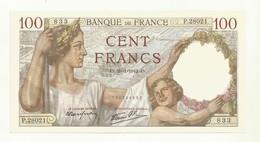 BILLET 100 F  SULLY  JN.29-1-1942  JN.  NEUF SUPERBE. - 1871-1952 Anciens Francs Circulés Au XXème