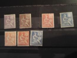 Ancien Timbres Français Neuf Avec Trace De Charniere - Stamps