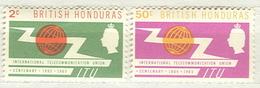 British Honduras MNH Set - British Honduras (...-1970)