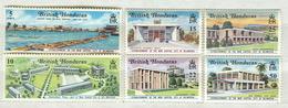 British Honduras MNH Set - Holidays & Tourism