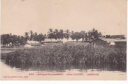 COTE D IVOIRE(ASSINIE) ARBRE - Côte-d'Ivoire