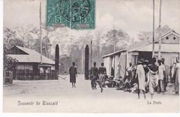 COTE D IVOIRE(TIASSALE) POSTE - Côte-d'Ivoire