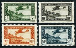 Oceanía (Francesa) Nº A-14/17 Nuevo** - Oceania (1892-1958)