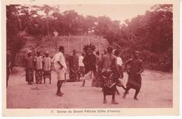 COTE D IVOIRE(TYPE) FETICHE - Côte-d'Ivoire