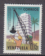 J1194 - VENEZUELA Yv N°691 ** TRAVAILLE - Venezuela