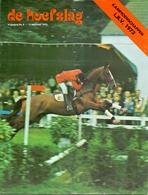 Tijdschrift Paardensport - De Hoefslag - 1973 - Sports