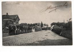 Hulst - Stationsweg - 1907 - Grootrond - Hulst