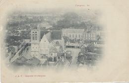 TROYES - Quartier Saint-Jacques - Troyes