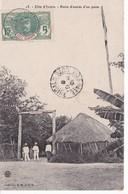 COTE D IVOIRE(POSTE MILITAIRE) - Côte-d'Ivoire