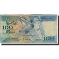 Billet, Portugal, 100 Escudos, 1987-02-12, KM:179b, B+ - Portugal