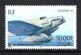 POSTE AERIENNE - PA YT N° 64 - ANNEE 2000 - NEUF ** - - 1960-.... Ungebraucht
