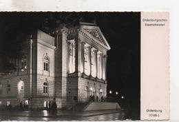 Cpa.Allemagne.Oldenburg.Staatstheater - Oldenburg