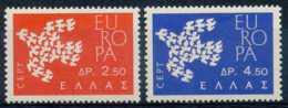 [65355]TB//**/Mnh-N° 753/54, Europa, Oiseau - Grèce