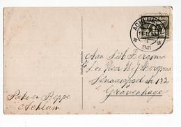 Achlum (FR) Kortebalk - 1941 - Postal History
