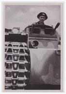 DT- Reich Propaganda Sammelbild (003792) Adolf Hitler Bild 150, Die Neue Tankwaffe - Alemania