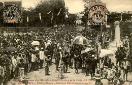 DAHOMEY - Carte Postale - Visite Du Ministre Des Colonies à Porto Novo - L 53217 - Dahomey