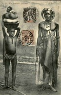 DAHOMEY - Carte Postale - Un Gambari Roublard - L 53219 - Dahomey