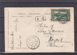 Bosnie Herzegovine - Carte Postale De 1909 - Oblit Sarajevo - Exp Vers Waspik Au Pays Bas - Bosnie-Herzegovine