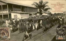 DAHOMEY - Carte Postale - Visite Du Ministre Des Colonies à Cotonou - L 53222 - Dahomey
