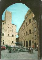 Volterra (Pisa) Piazza Dei Priori, Priori Square - Pisa