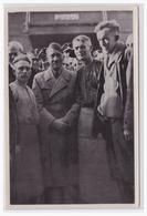 DT- Reich Propaganda Sammelbild (003816) Adolf Hitler Bild 82, Bei Den Arbeitern In Siemensstadt - Alemania