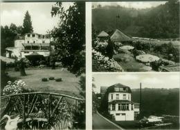 BELGIUM - FRAHAN SUR SEMOIS -HOTEL RESTAURANT AUX ROCHES FLEURIES - 1960s (BG7677) - België