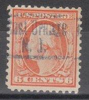 USA Precancel Vorausentwertung Preo, Locals New Jersey, East Orange 1917-552 - Vereinigte Staaten