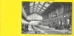 ROUBAIX Intérieur De La Gare (ELD) Nord (59) - Roubaix