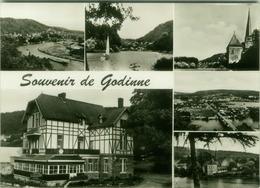 BELGIUM - SOUVENIR DE GODINNE / YVOIR -  EDIZ. DE MARIO - 1960s (BG7679) - Yvoir