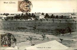 DAHOMEY - Carte Postale -  Cotonou - L 53223 - Dahomey