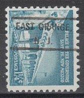 USA Precancel Vorausentwertung Preo, Locals New Jersey, East Orange 807 - Vereinigte Staaten