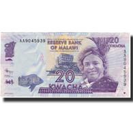 Billet, Malawi, 20 Kwacha, 2012, 2012-01-01, KM:57, SPL+ - Malawi