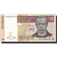 Billet, Malawi, 10 Kwacha, 2004, 2004-06-01, KM:51a, SPL+ - Malawi
