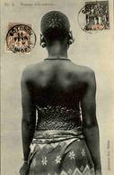 DAHOMEY - Carte Postale - Femme Dahoméenne - Vue De Dos  - L 53231 - Dahomey