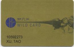 Carte De Membre Casino : Lan Kwai Fong : Macau Macao - Cartes De Casino