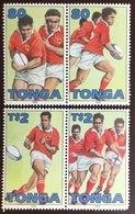 Tonga 1995 Rugby World Cup MNH - Tonga (1970-...)