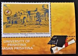 UNIVERSITE DE PRISTINA  - NEUF ** - YT 147 - MI 264 - COIN DE FEUILLE - Kosovo