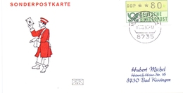 GERMANY DEUTSCHE BUNDESPOST FDC  (FEB20847) - [6] Oost-Duitsland