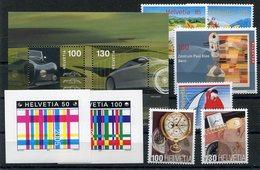 RC 15460 SUISSE EMIS EN 2005 FACIALE SF 9,95 LOT NEUF ** MNH TB - Switzerland