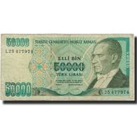 Billet, Turquie, 50,000 Lira, 1970, KM:204, B+ - Turkije