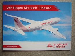 Avion / Airplane / TUNISAIR / Airbus A320 Neo / Airline Issue - 1946-....: Era Moderna