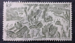 France (ex-colonies & Protectorats) > Madagascar (1889-1960) > Poste Aérienne N° 68 PA - Luchtpost
