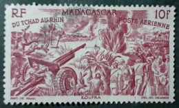 France (ex-colonies & Protectorats) > Madagascar (1889-1960) > Poste Aérienne N° 67 PA - Luchtpost