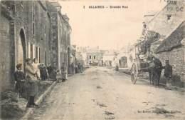 France - 28 - Allaines-Mervilliers - Grande Rue - Près De Guilleville , Le Puiset , Janville, Tillay-le-Péneux, Bazoches - France