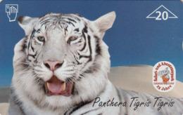AUSTRIA - White Tiger Ank, F201A , Tirage 360, 07/97 - Oesterreich