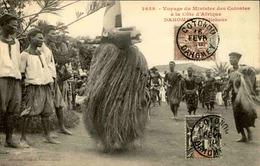DAHOMEY - Carte Postale - Voyage Du Ministre Des Colonies , Féticheur - L 53244 - Dahomey