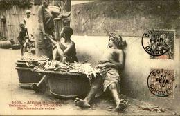 DAHOMEY - Carte Postale - Porto Novo - Marchands De Colas  - L 53246 - Dahomey
