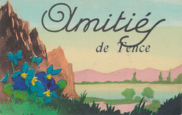 TENCE - AMITIES DE TENCE - Francia