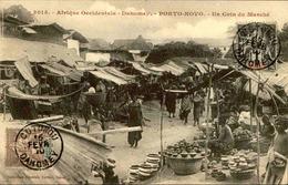 DAHOMEY - Carte Postale - Porto Novo - Un Coin Du Marché - L 53249 - Dahomey