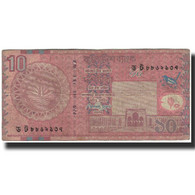 Billet, Bangladesh, 10 Taka, KM:47c, B+ - Bangladesh